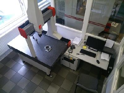 Coord 3 Ares 10.7.5 5 achsiger CNC-Messmaschine